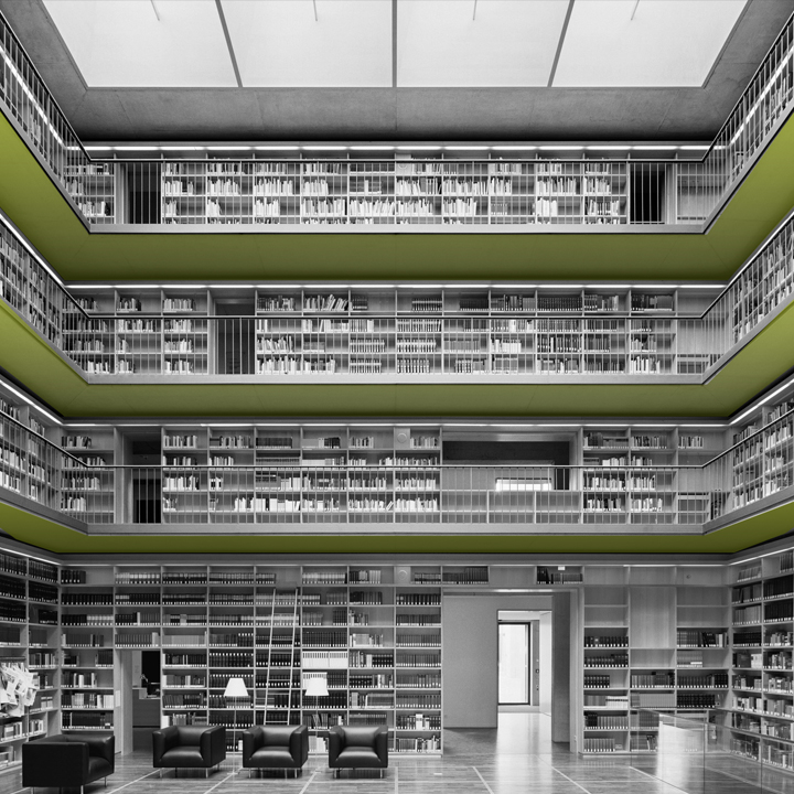 Green Leaf bibliothek