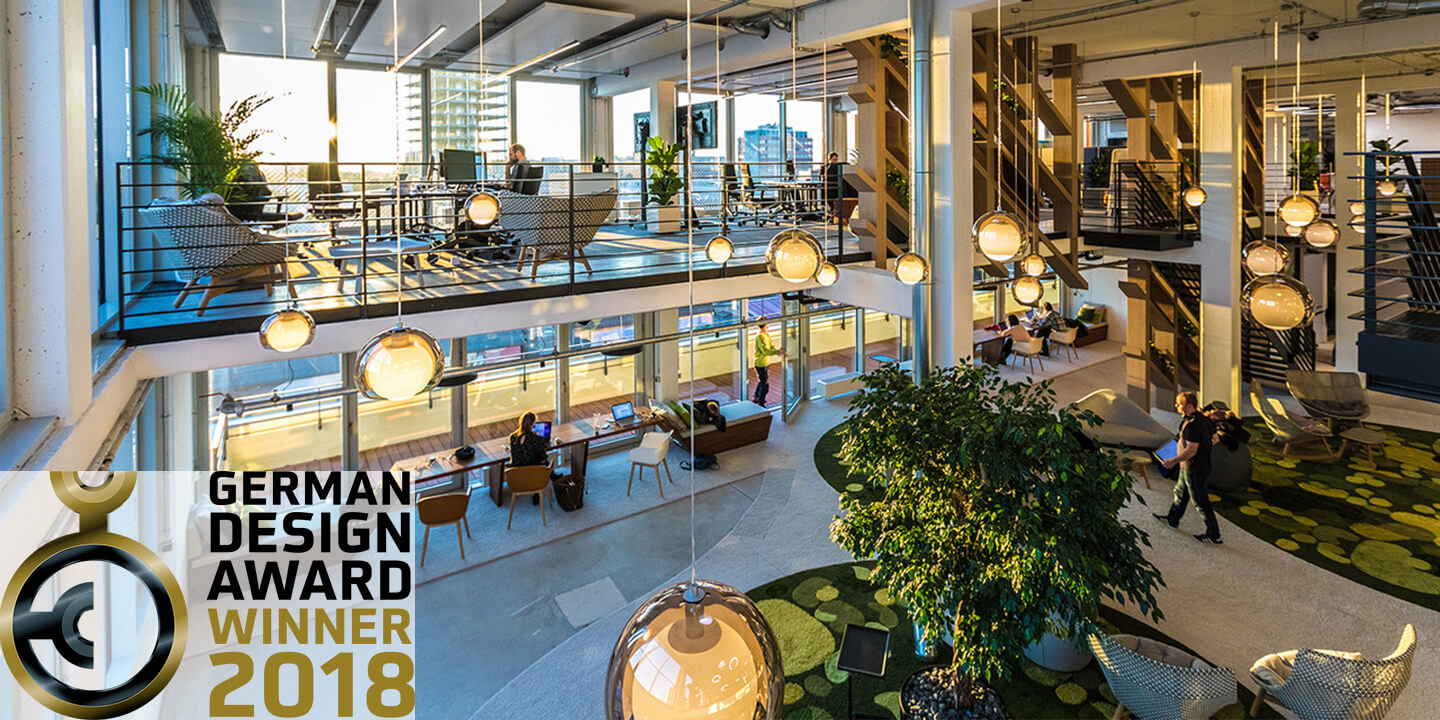 German Design Award für CSMM mit der Allianz Global Digital Factory