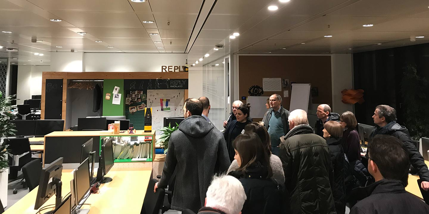 Lange Nacht der Architektur 2019 Reply - Tiziana