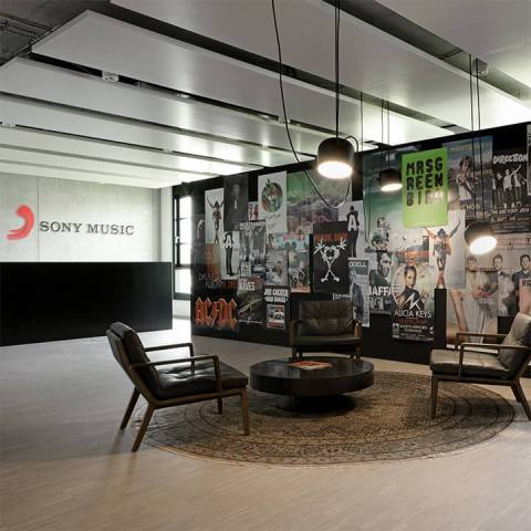 Interior Design München projects csmm