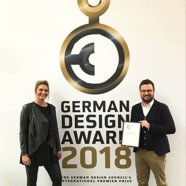 German Design Award für die Allianz Global Digital Factory