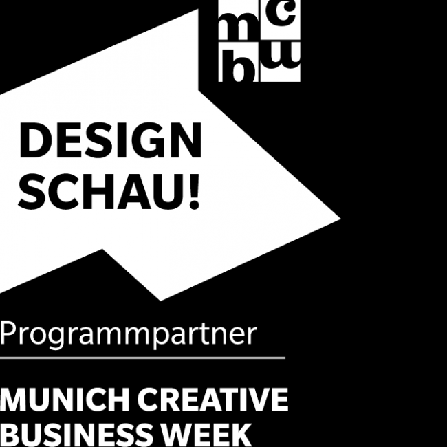 CSMM ist Programmpartner der Munich Creative Business Week