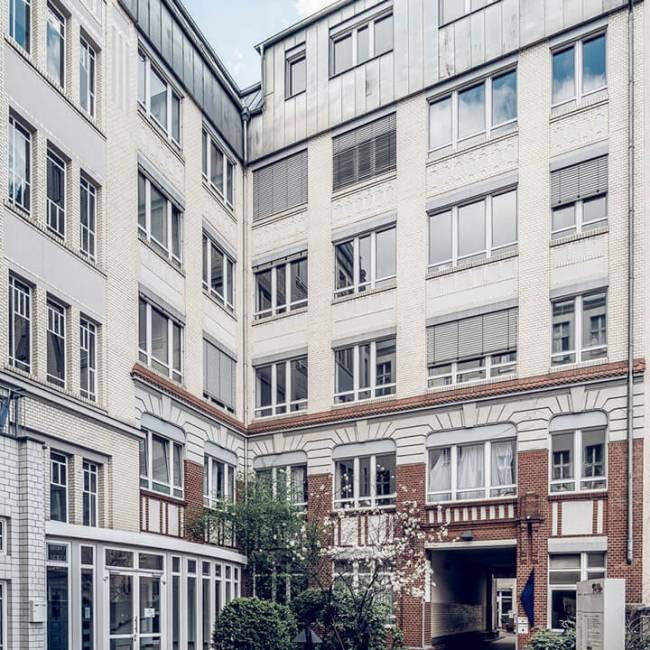 Quest Investment Partners erwirbt Immoblie in Berlin-Wedding und repositioniert den Altbau mit Architekturbüro CSMM – Foto Rüdiger Glatz