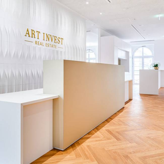 Art Invest by CSMM architecture matters